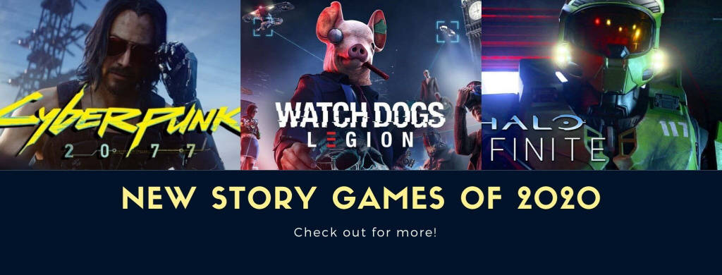 New Story Games Of This Year