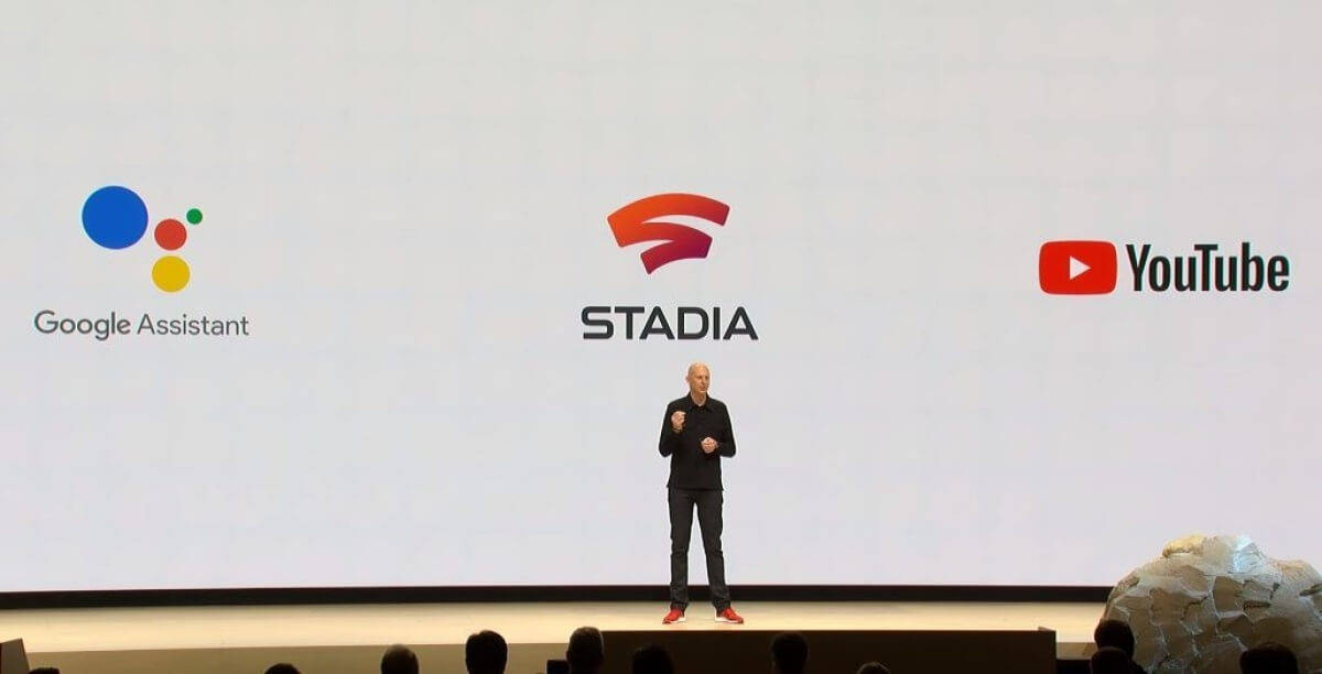 Google Assistant feature on stadia