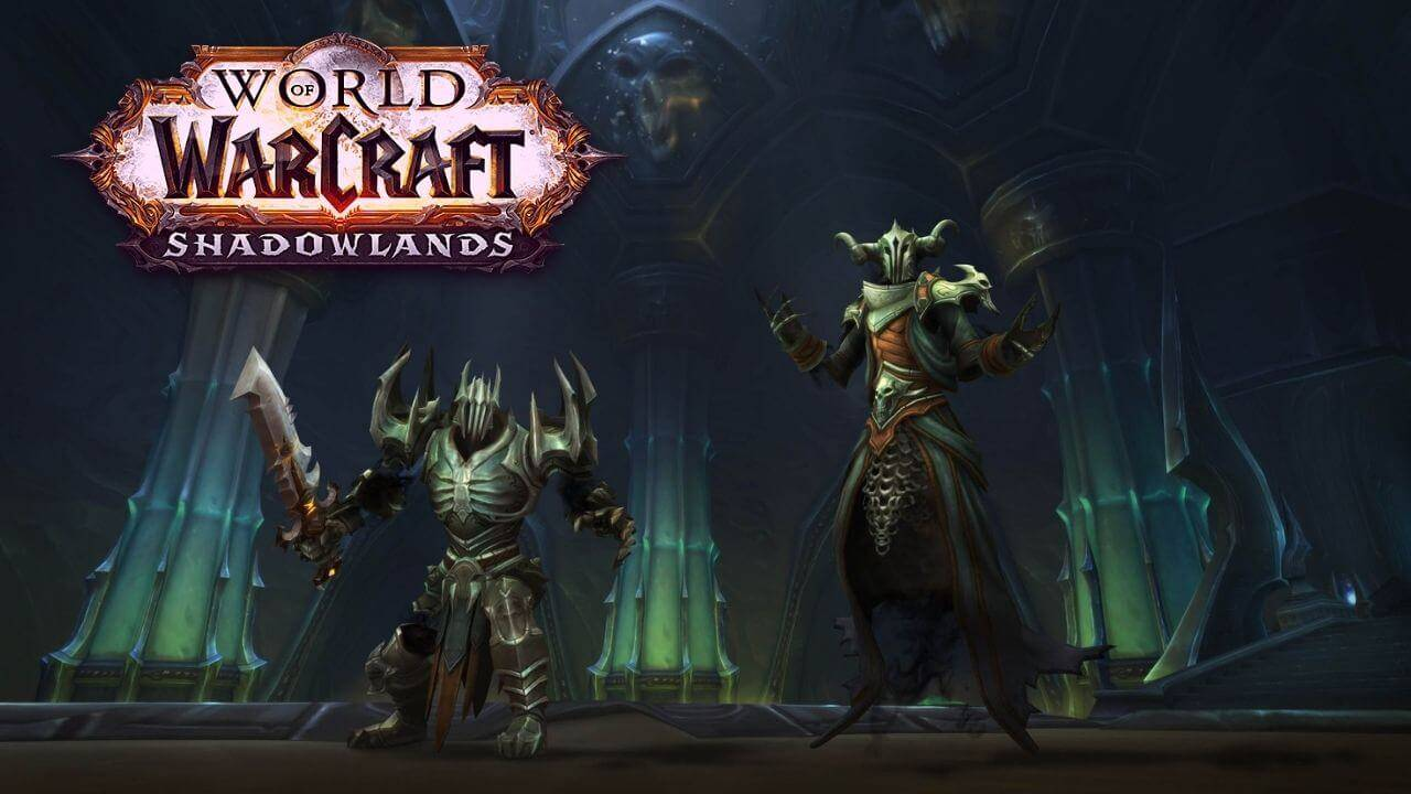 Shadowlands Tower Of The Damned - TORGHAST