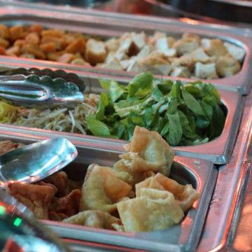 Contoh Menu Catering Tradisional Untuk Acara Pernikahan