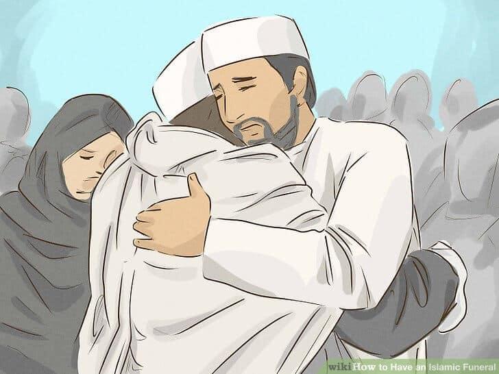 พิธีศพ อิสลาม