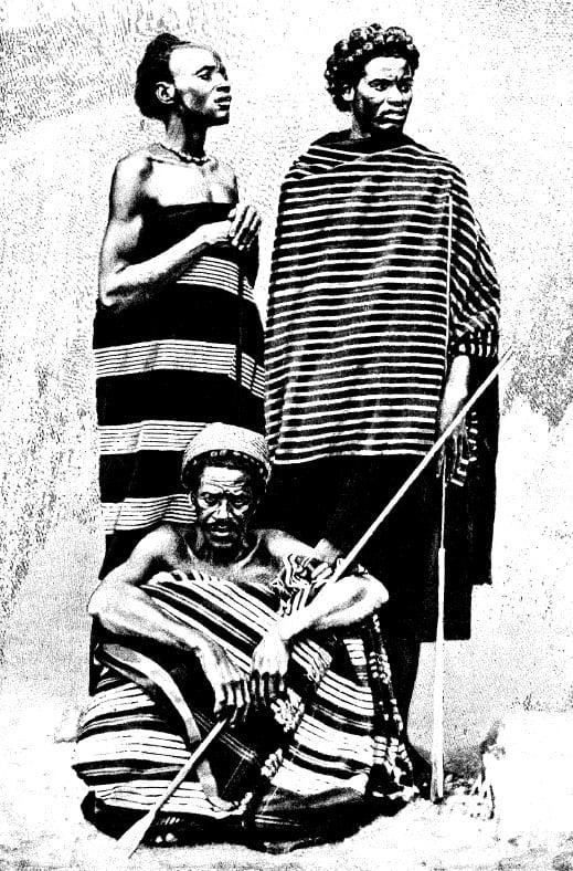 ชนเผ่าบารา เกาะมาดากัสการ์