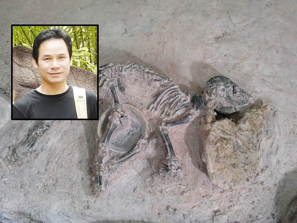 หมาพาคนตายไปเมืองฟ้า - รศ.ดร.ปฐม หงส์สุวรรณ
