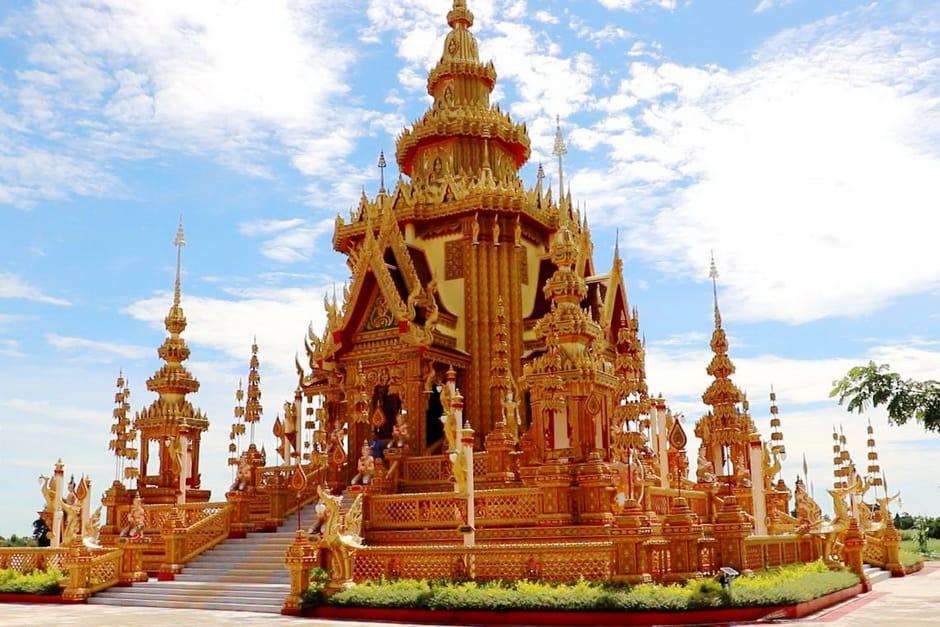 เมรุ งดงามที่สุดในไทย