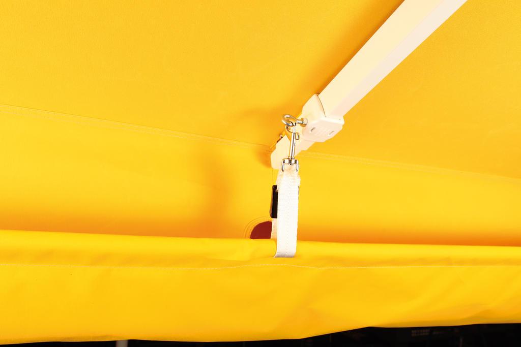 Glass-fibre reinforced plastic holder for side sheet and rain gutter