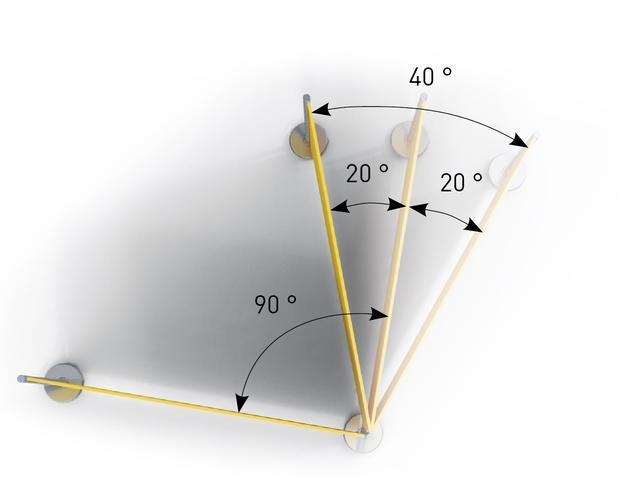 Adjustable crossbars