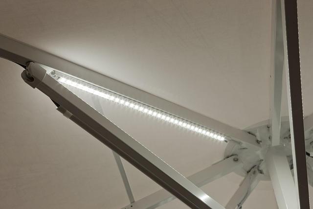 LED-bar RGB-ww (colours and warm white)