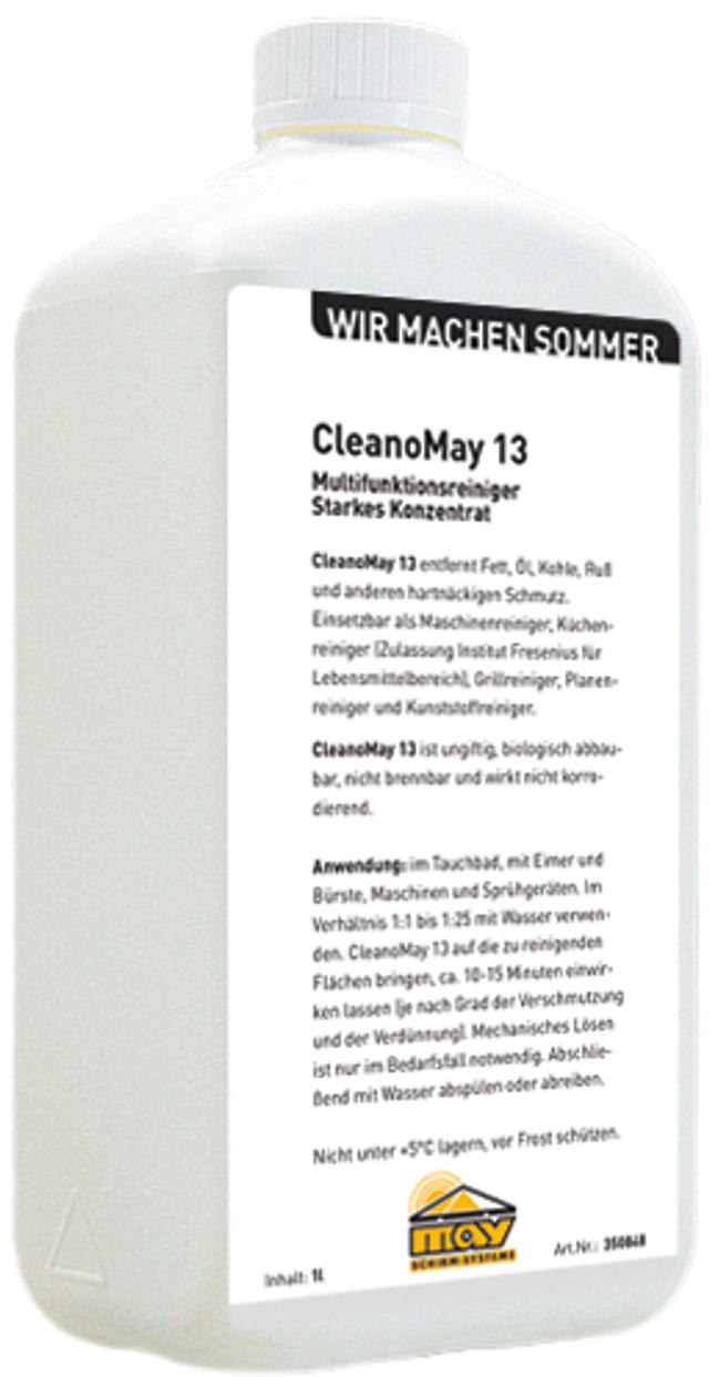 CleanoMay 13