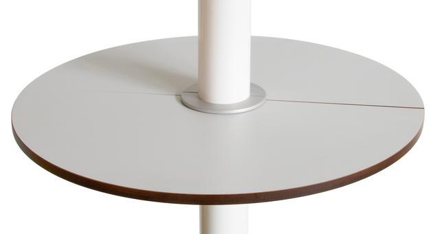 Mountable high table