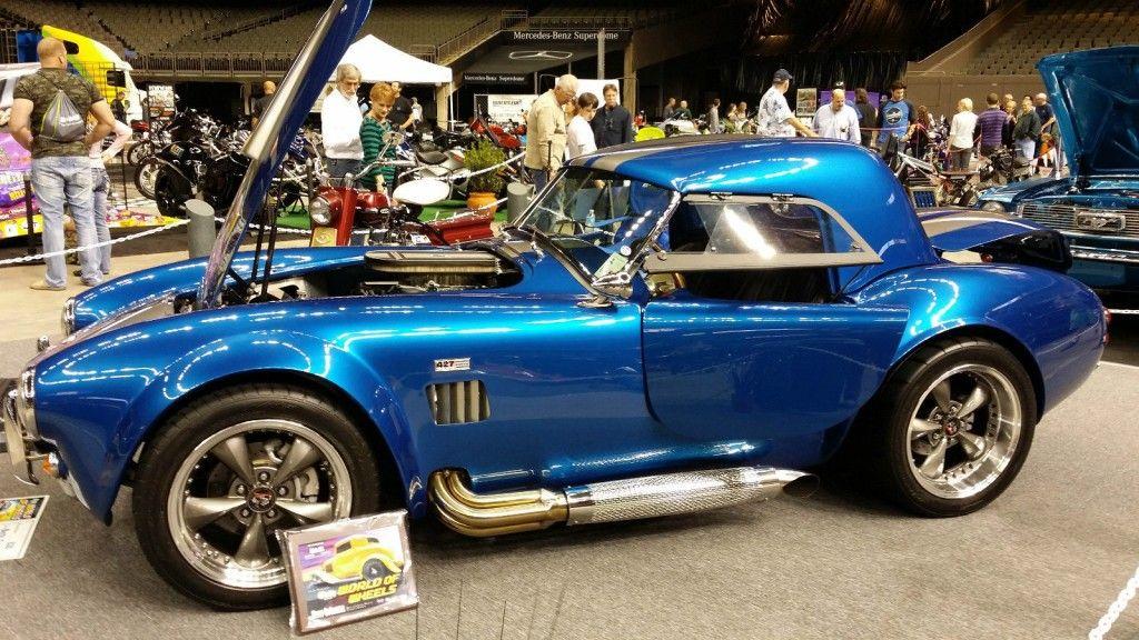 1965 MK4 Factory Five Cobra (Roadster) Replica