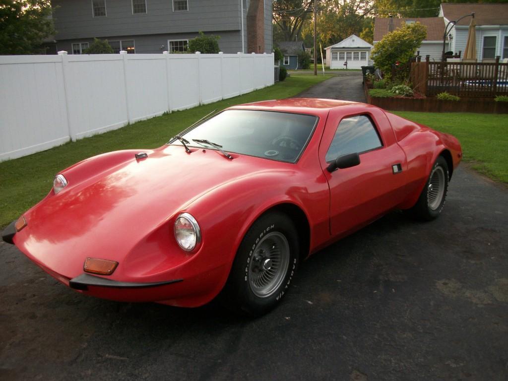 1970 Kelmark GT / Ferrari REPLICA