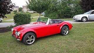 1996 Austin Healey Sebring Replica