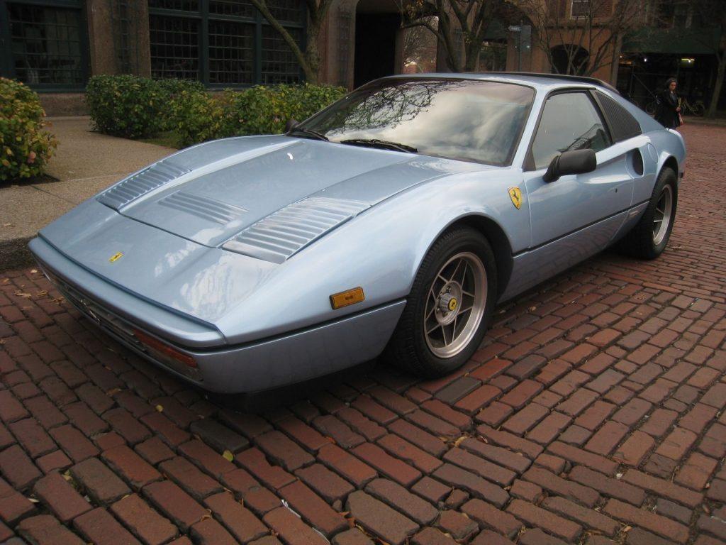 rare 1987 Ferrari 328 Replica