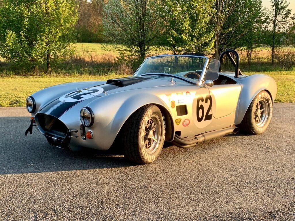 minor issues 1965 Shelby Cobra Replica