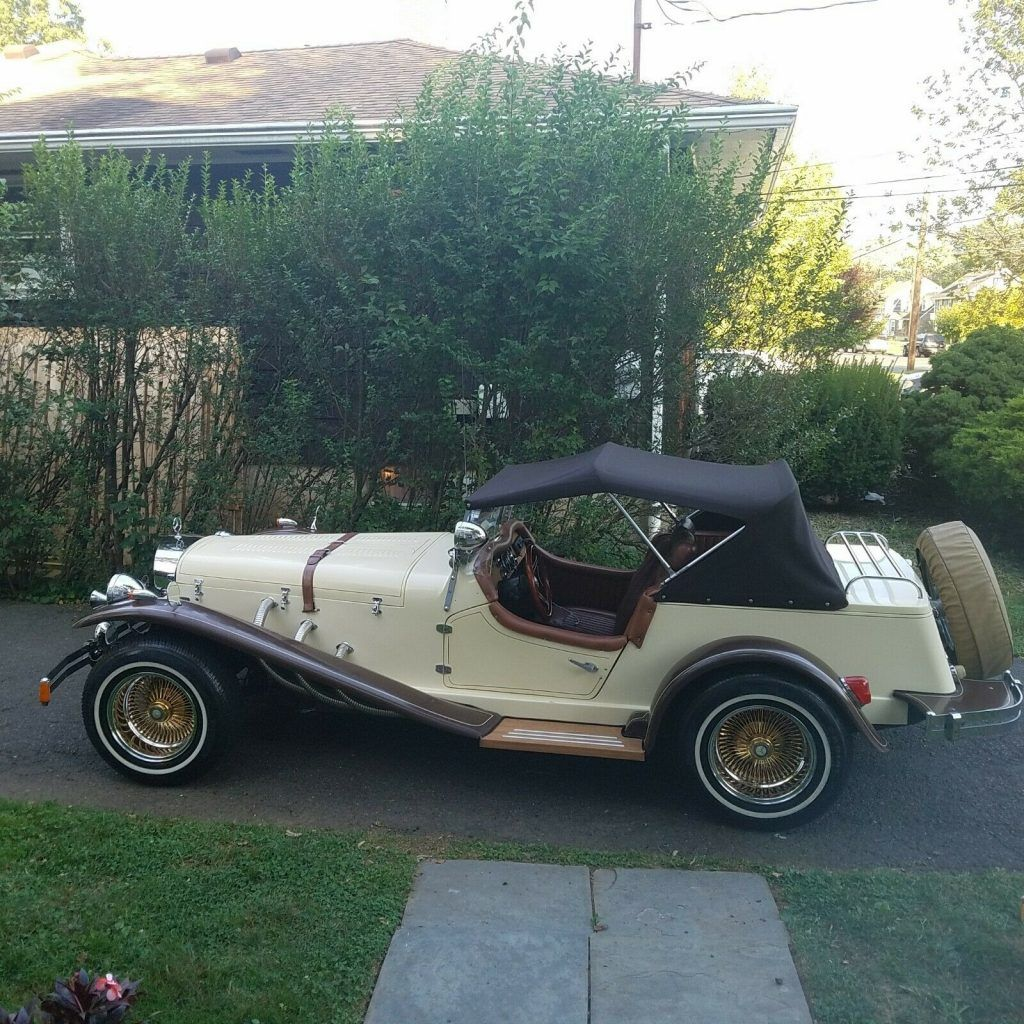 very nice 1929 Mercedes Benz Replica