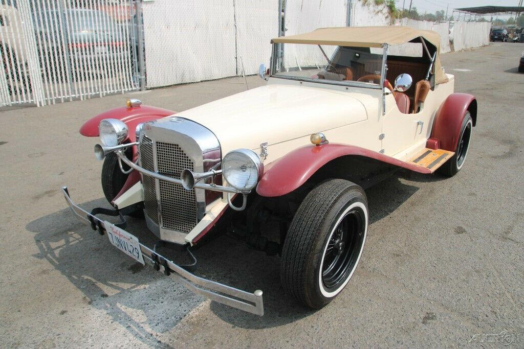 needs TLC 1929 Mercedes Benz Gazelle Replica