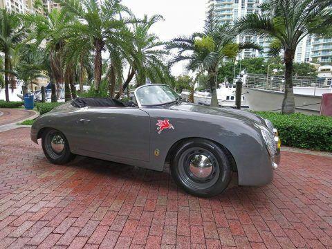 amazing 1960 Porsche Speedster replica for sale