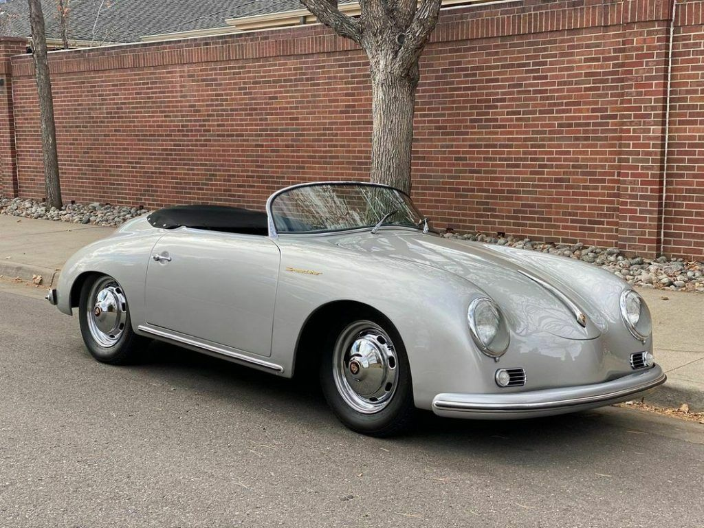 Professionally Built 1955 Porsche Speedster Replica