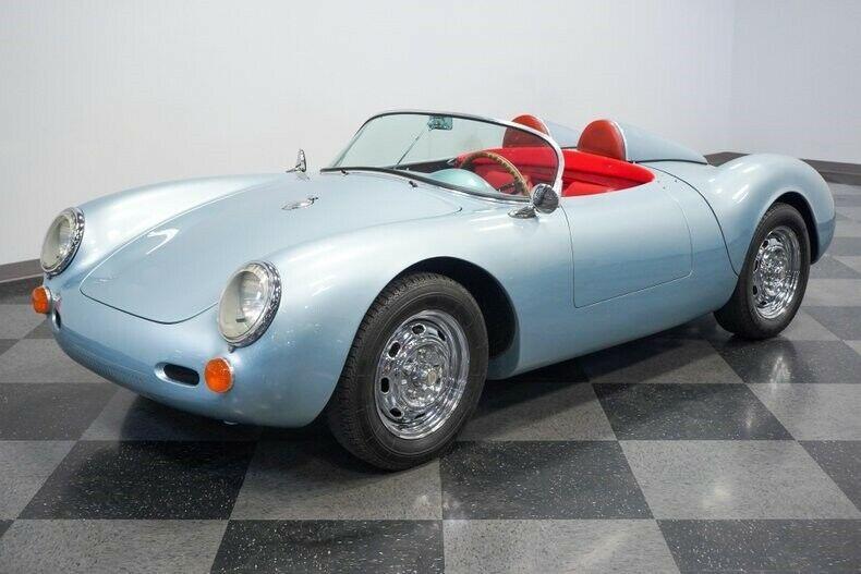 very nice 1955 Porsche 550 Replica