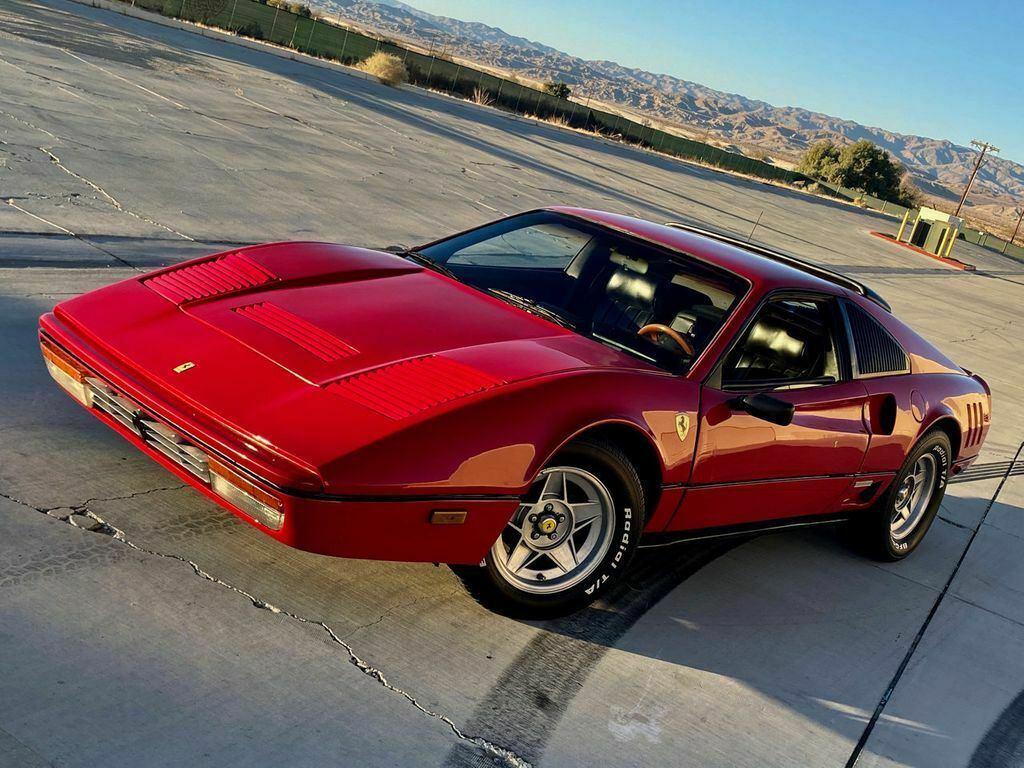 beautiful 1987 Ferrari 328 GTB Coupe Replica