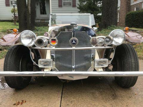 excellent shape 1929 Mercedes Benz Gazelle Replica for sale