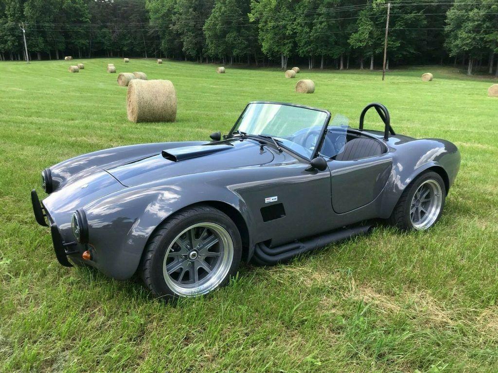 low miles 1967 Shelby Cobra replica
