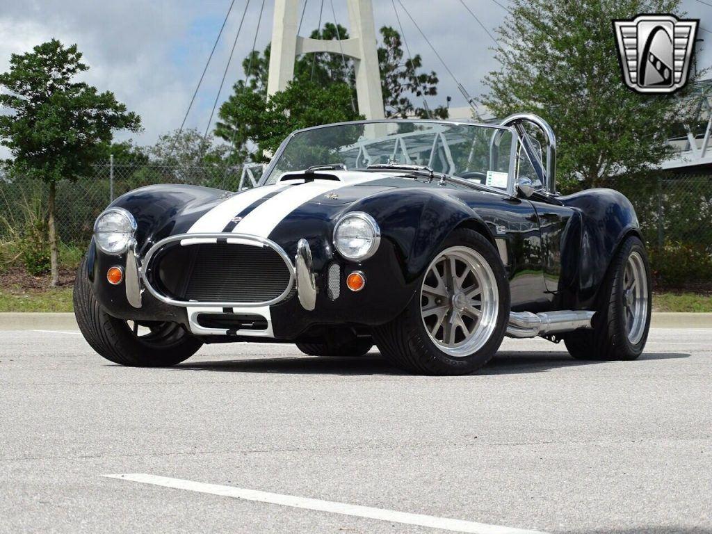 1965 AC Cobra Factory Five Replica [crate 302 V8]