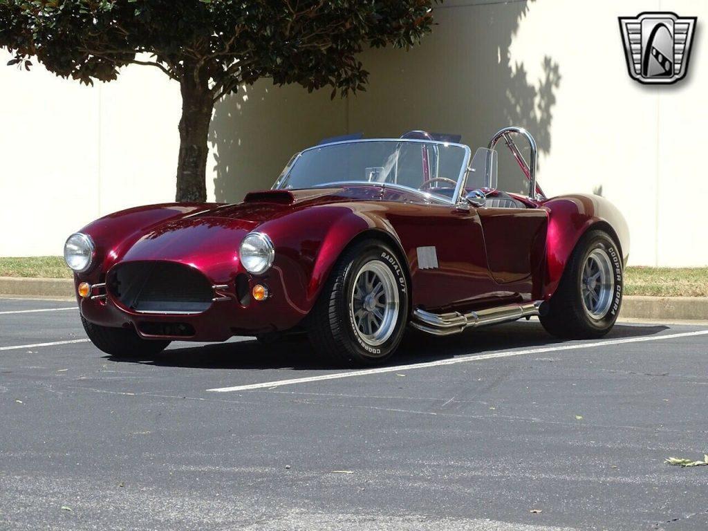 1965 Cobra Replica Factory Five Roadster [big block]