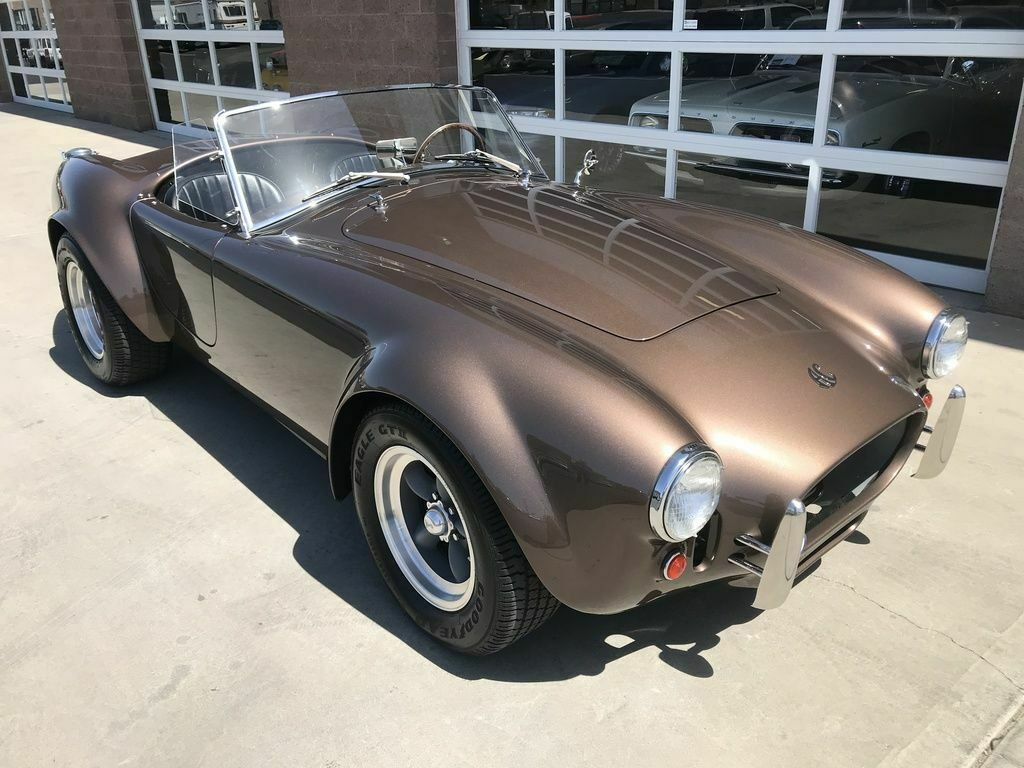 1965 Shelby A/C Cobra Replica [big block fun]