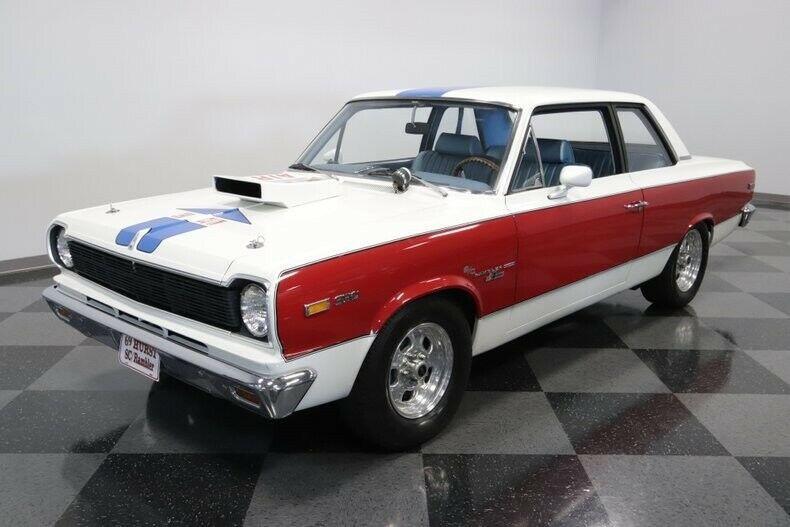 1969 AMC Sc/rambler Hurst Tribute replica [racing beast]