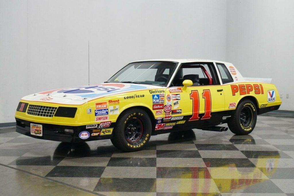 1984 Chevrolet Monte Carlo NASCAR replica [Darrell Waltrip's winning Monte Carlo]