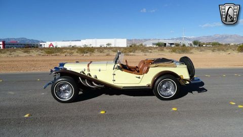1929 Mercedes Benz Gazelle replica [Mercedes elegance and styling] for sale
