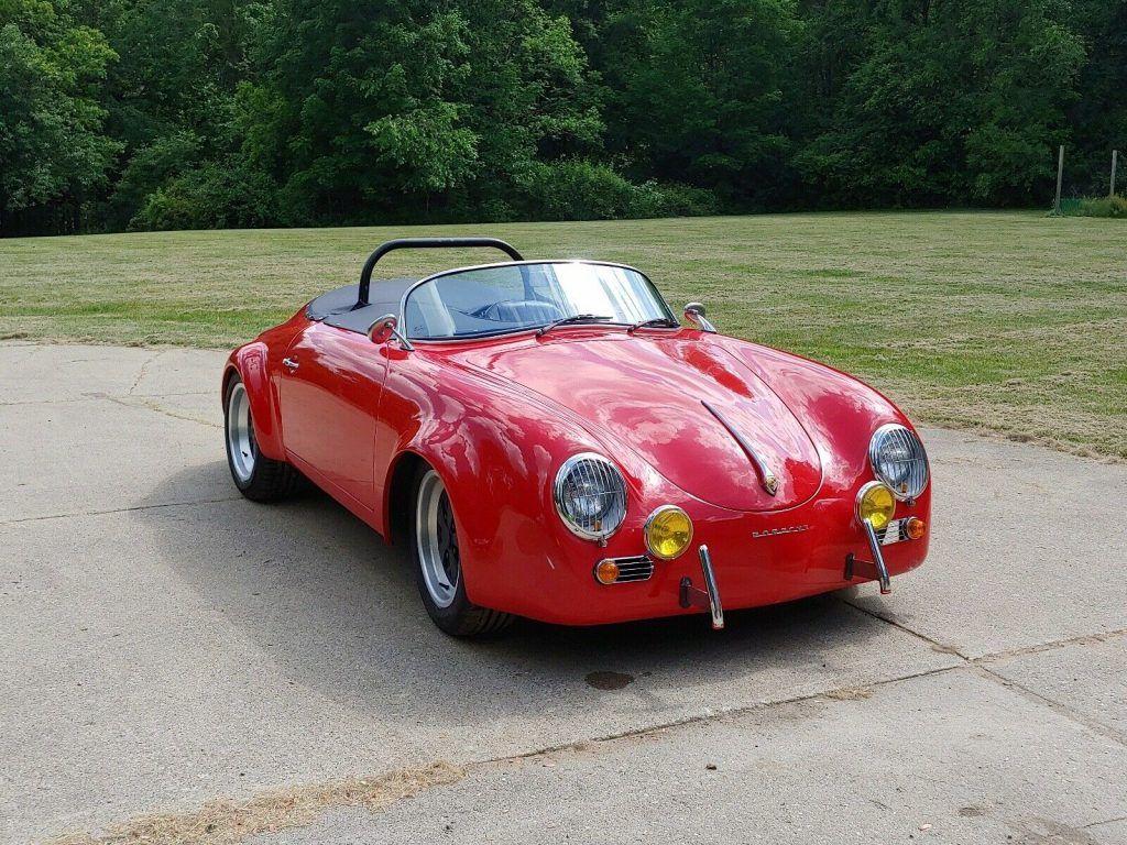 1955 Porsche Speedster replica [fast classic]
