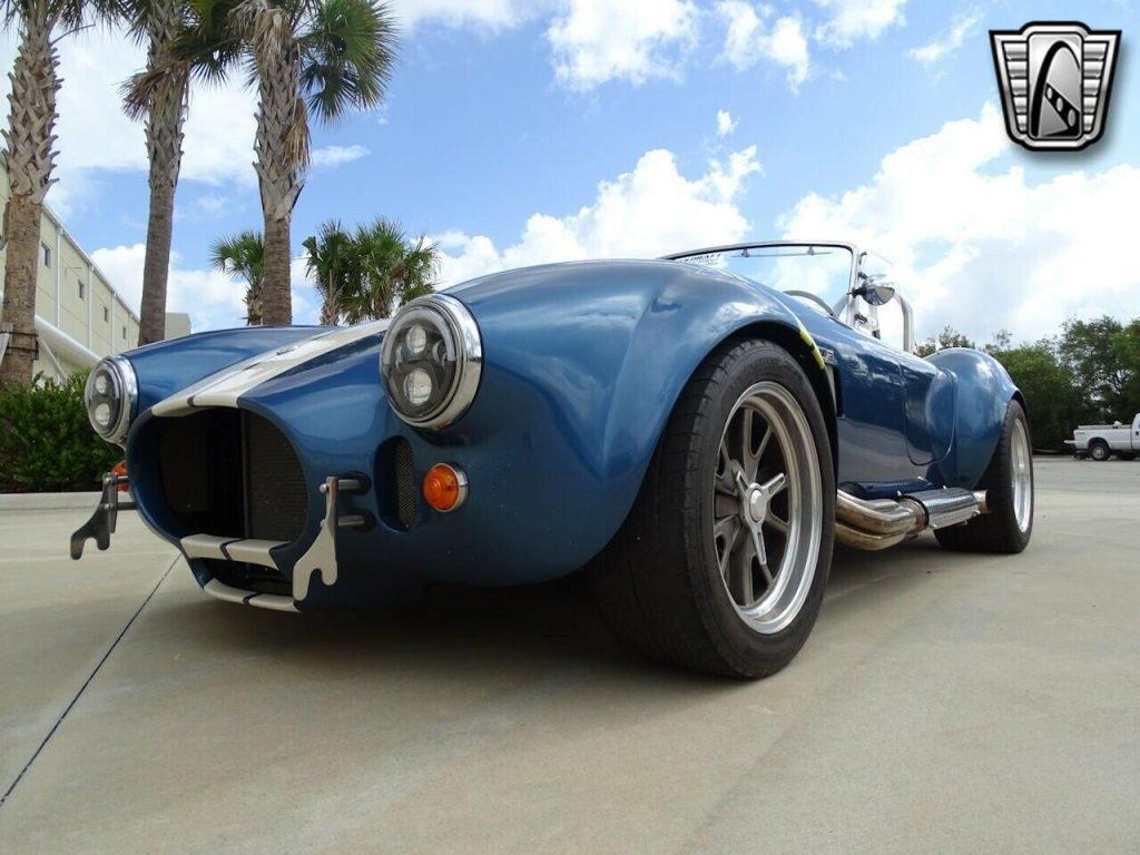 1965 Cobra Replica Roadster [Classic Cobra look all the way]