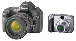 DSLR Buying Guide Page 1 - DSLR vs Consumer Camera