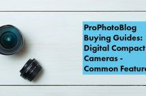 Vistek Buying Guides Digital Camera Features Cover