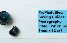 Vistek Buying Guides Lenses Photography Style Cover
