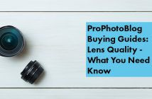 Vistek Buying Guides Lenses Quality Cover