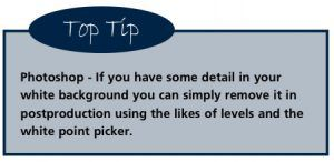 high key 6 - Top Tip 2