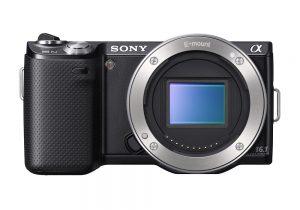 Sony Product Launch - NEX 5N
