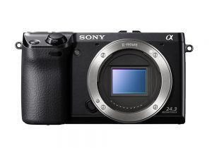 Sony Product Launch - Sony NEX 7