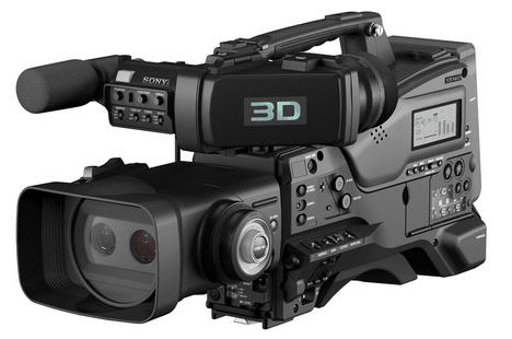 Sony PMW-TD300 3D