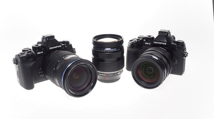 The E-M1 is a super versatile DSLR, allowing for any shot you can think of.
