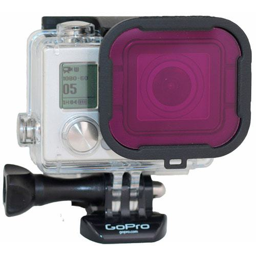 Polar Pro Filters Magenta FilterAqua Series for GoPro Hero3+