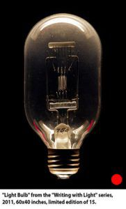 lightbulb - Gary Ray Rush