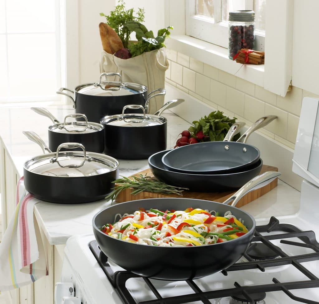 Enviro-Friendly Cookware