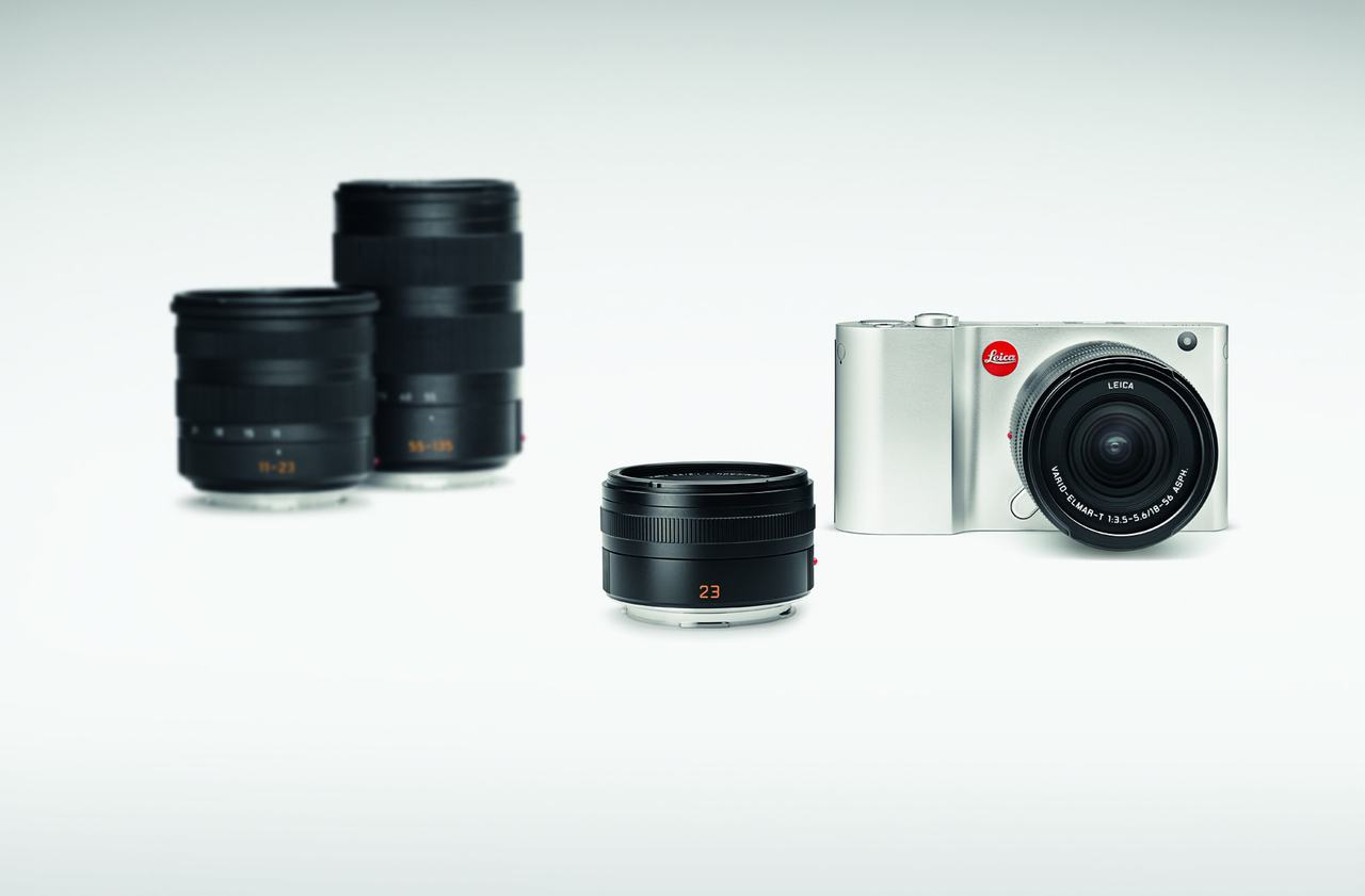 Leica T-System