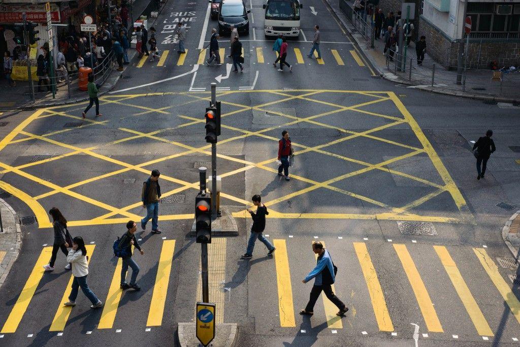 The Crosswalk - Jackson Hung