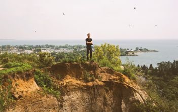 Shane at Scarborough Bluffs by Kevin Morris from Vistek's Photo and Video Pool on Flickr