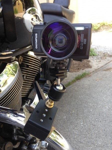 Motorcycle Mount Front